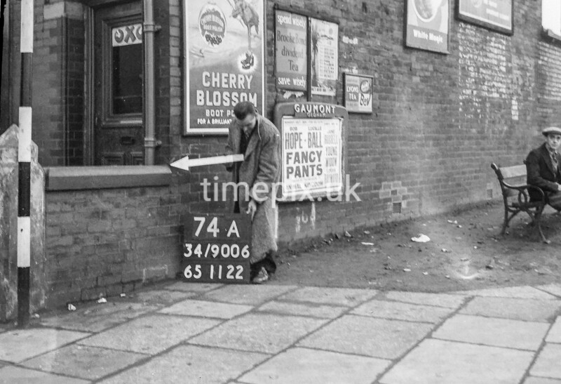 SD900674A, Ordnance Survey Revision Point photograph in Greater Manchester