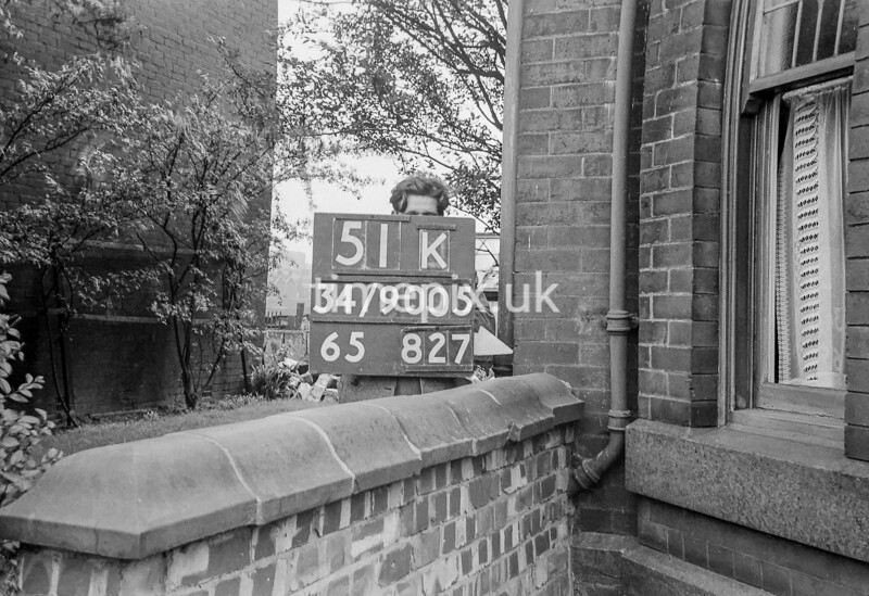 SD900551K, Ordnance Survey Revision Point photograph in Greater Manchester