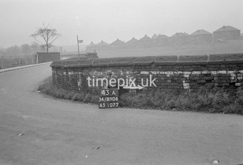 SD890643A, Ordnance Survey Revision Point photograph in Greater Manchester