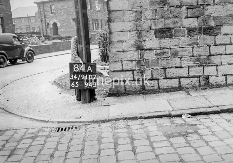 SD910784A, Ordnance Survey Revision Point photograph in Greater Manchester