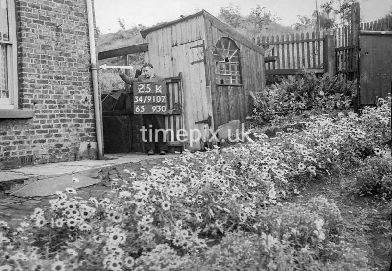 SD910725K, Ordnance Survey Revision Point photograph in Greater Manchester