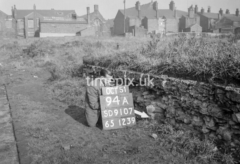 SD910794A, Ordnance Survey Revision Point photograph in Greater Manchester