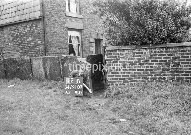 SD910712B, Ordnance Survey Revision Point photograph in Greater Manchester