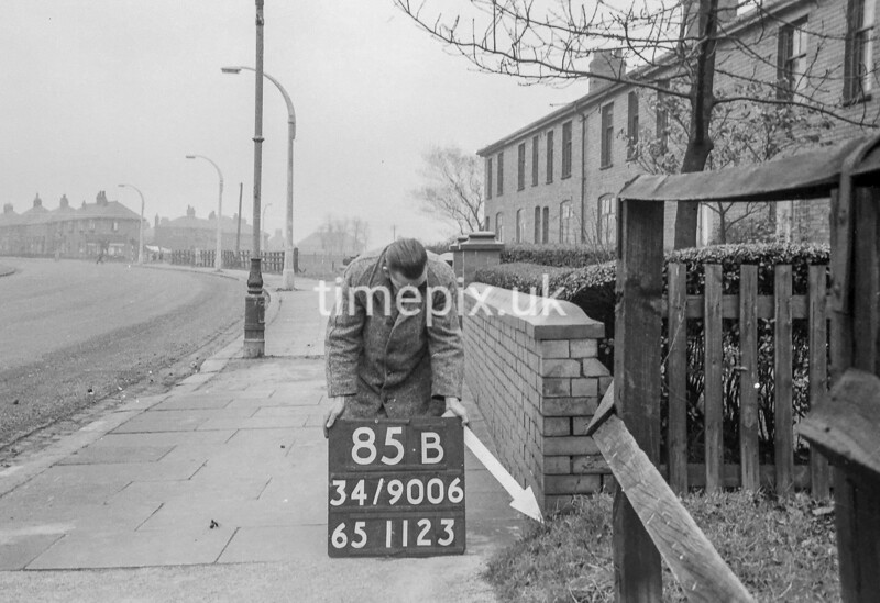 SD900685B, Ordnance Survey Revision Point photograph in Greater Manchester