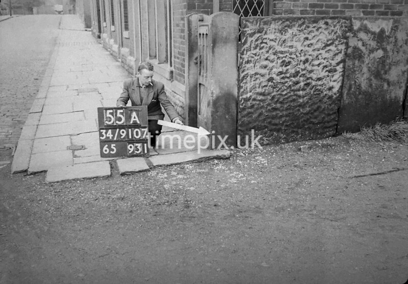 SD910755A, Ordnance Survey Revision Point photograph in Greater Manchester