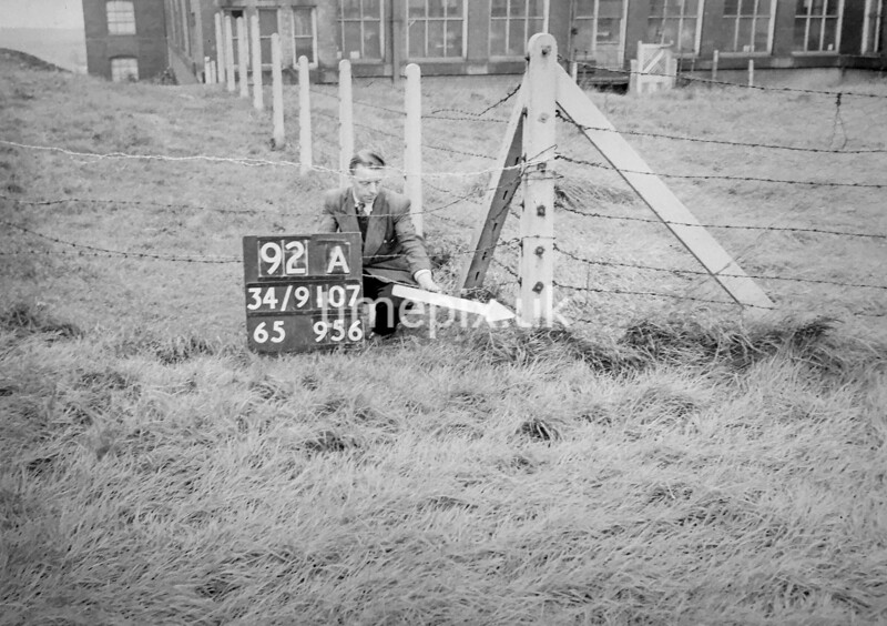 SD910792A, Ordnance Survey Revision Point photograph in Greater Manchester