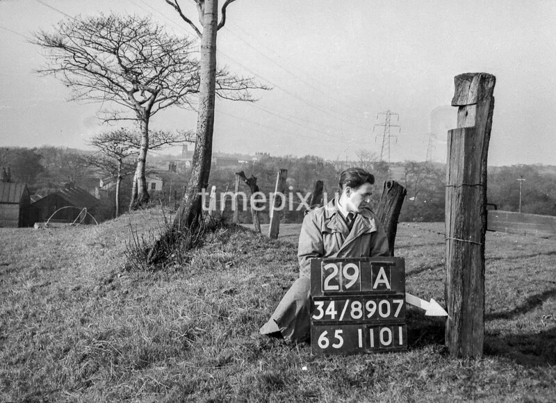 SD890729A, Ordnance Survey Revision Point photograph in Greater Manchester