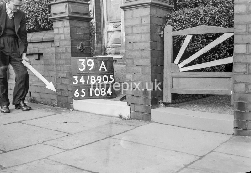 SD890539A1, Ordnance Survey Revision Point photograph in Greater Manchester