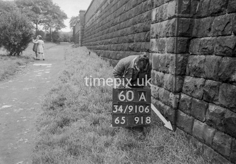 SD910660A, Ordnance Survey Revision Point photograph in Greater Manchester