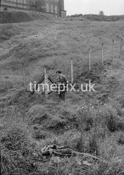 SD910604K, Ordnance Survey Revision Point photograph in Greater Manchester