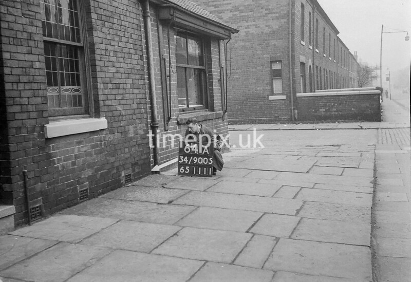 SD900564A, Ordnance Survey Revision Point photograph in Greater Manchester