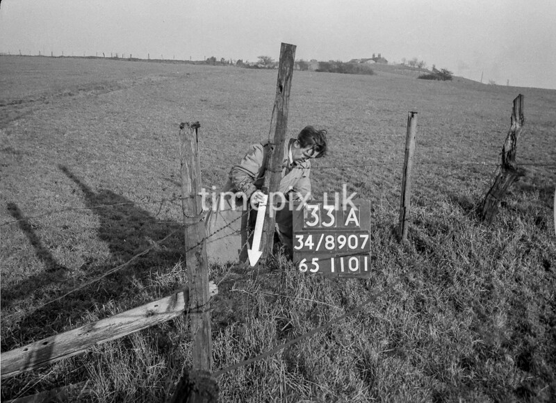 SD890733A, Ordnance Survey Revision Point photograph in Greater Manchester