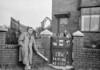 SD910611K, Ordnance Survey Revision Point photograph in Greater Manchester