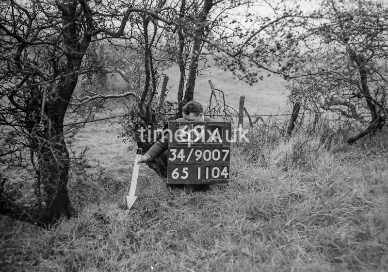 SD900769A, Ordnance Survey Revision Point photograph in Greater Manchester