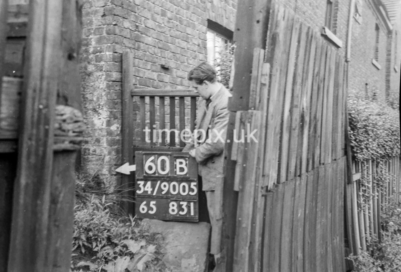 SD900560B, Ordnance Survey Revision Point photograph in Greater Manchester