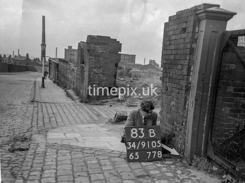 SD910583B, Ordnance Survey Revision Point photograph in Greater Manchester