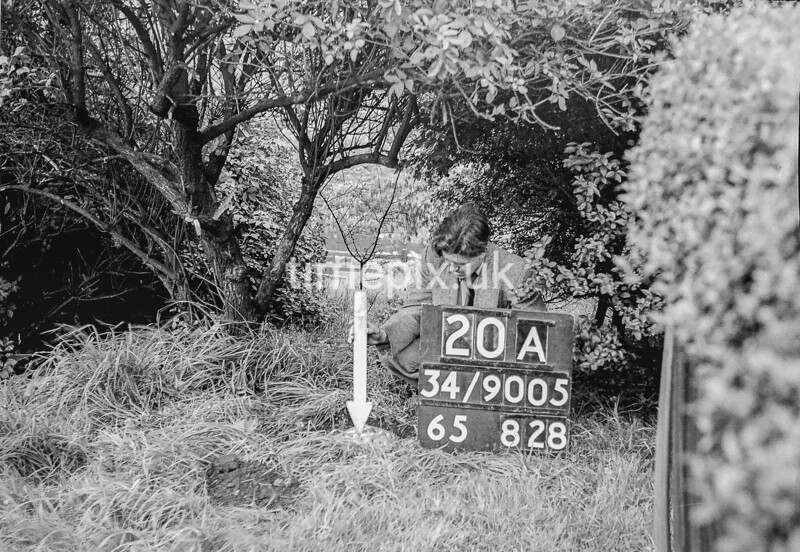SD900520A, Ordnance Survey Revision Point photograph in Greater Manchester