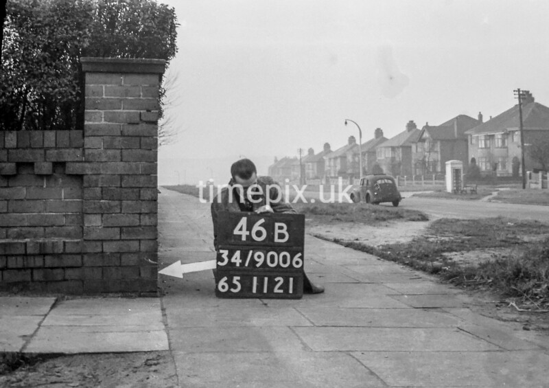 SD900646B, Ordnance Survey Revision Point photograph in Greater Manchester