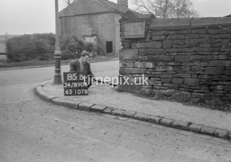 SD890685B, Ordnance Survey Revision Point photograph in Greater Manchester