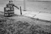 SD910734B, Ordnance Survey Revision Point photograph in Greater Manchester