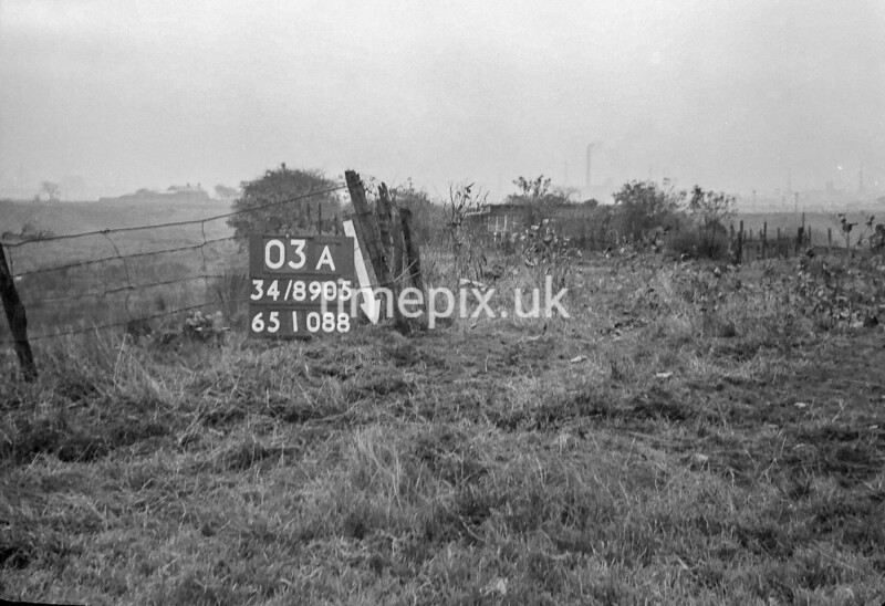 SD890503A, Ordnance Survey Revision Point photograph in Greater Manchester