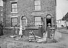 SD910768K, Ordnance Survey Revision Point photograph in Greater Manchester