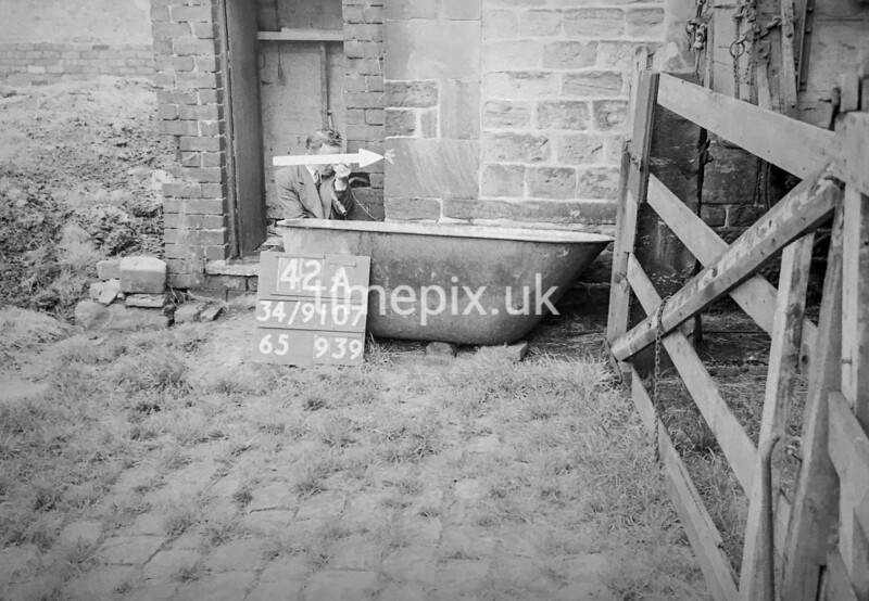 SD910742A, Ordnance Survey Revision Point photograph in Greater Manchester