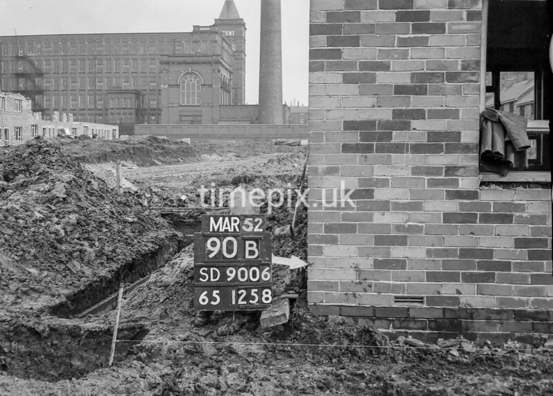 SD900690B, Ordnance Survey Revision Point photograph in Greater Manchester