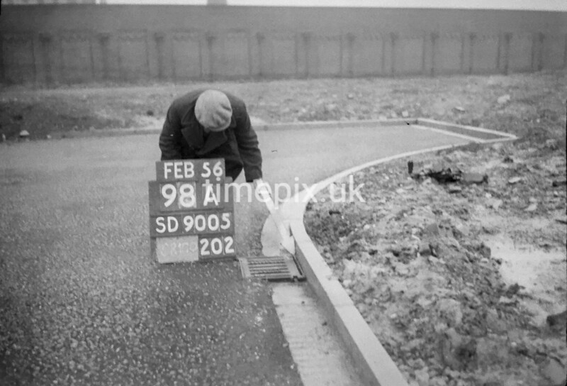 SD900598A, Ordnance Survey Revision Point photograph in Greater Manchester