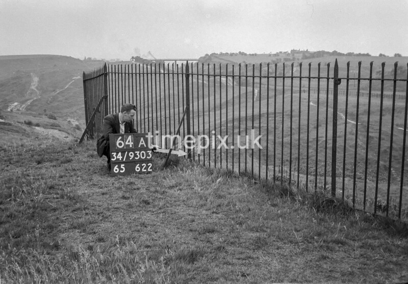 SD930364A, Ordnance Survey Revision Point photograph in Greater Manchester