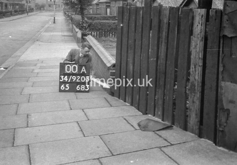 SD920300A, Ordnance Survey Revision Point photograph in Greater Manchester