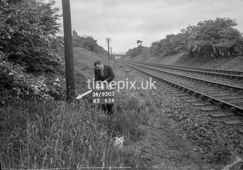 SD930344B, Ordnance Survey Revision Point photograph in Greater Manchester