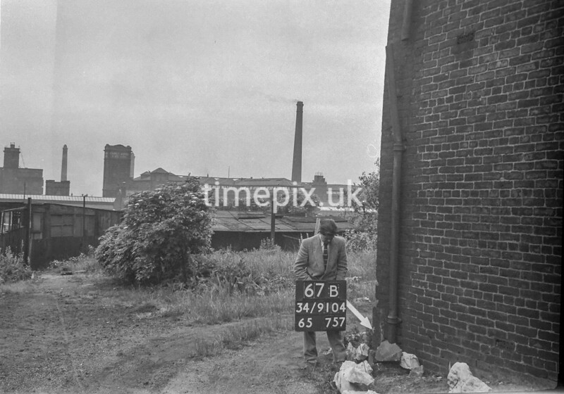 SD910467B, Ordnance Survey Revision Point photograph in Greater Manchester