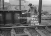 SD880499L, Ordnance Survey Revision Point photograph in Greater Manchester