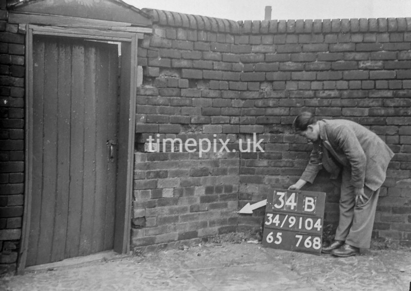 SD910434B, Ordnance Survey Revision Point photograph in Greater Manchester
