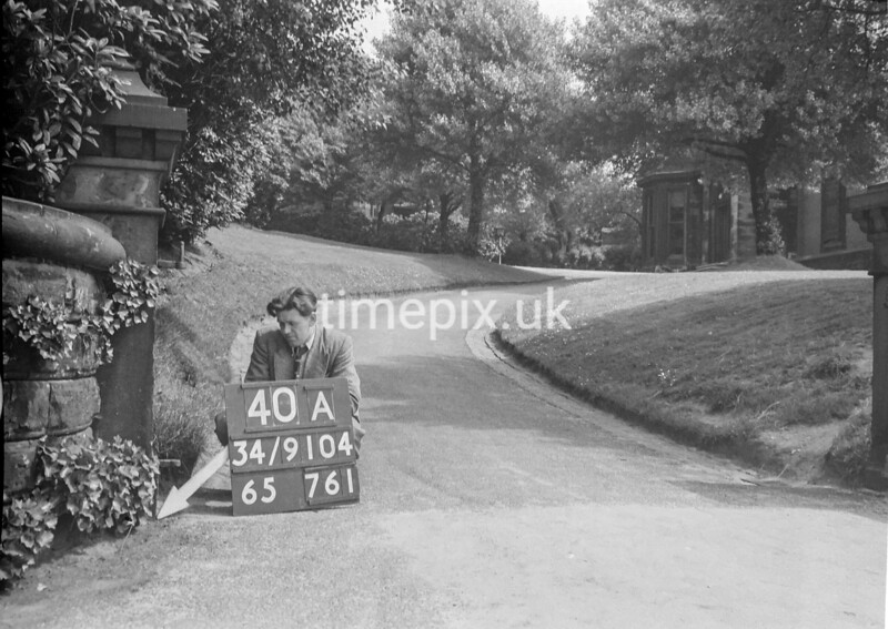 SD910440A, Ordnance Survey Revision Point photograph in Greater Manchester