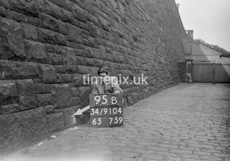 SD910495B, Ordnance Survey Revision Point photograph in Greater Manchester