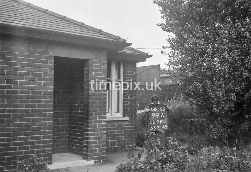 SD911599A, Ordnance Survey Revision Point photograph in Greater Manchester