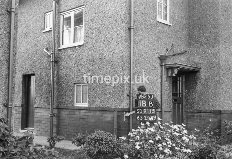 SD911518B, Ordnance Survey Revision Point photograph in Greater Manchester