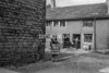 SD911576B, Ordnance Survey Revision Point photograph in Greater Manchester