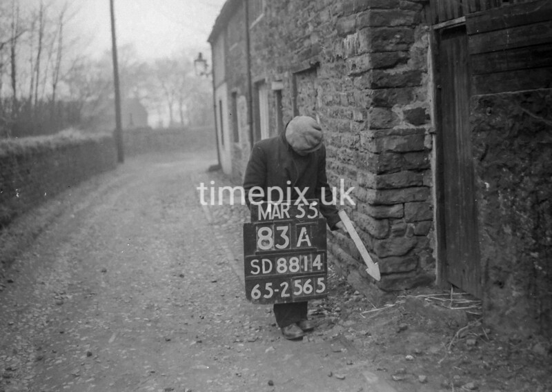 SD881483A, Ordnance Survey Revision Point photograph in Greater Manchester