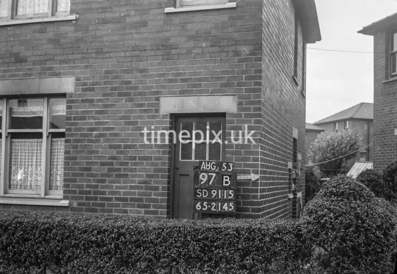 SD911597B, Ordnance Survey Revision Point photograph in Greater Manchester