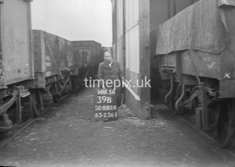 SD881439B, Ordnance Survey Revision Point photograph in Greater Manchester