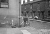 SD911596B, Ordnance Survey Revision Point photograph in Greater Manchester
