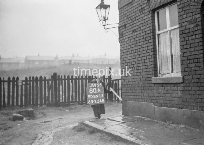 SD891580A, Ordnance Survey Revision Point photograph in Greater Manchester