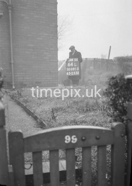 SD891564L, Ordnance Survey Revision Point photograph in Greater Manchester