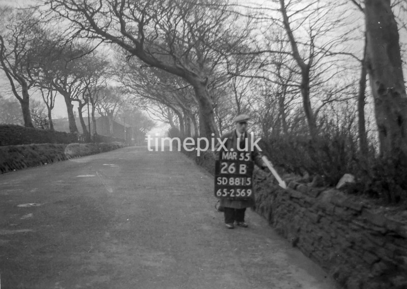 SD881526B, Ordnance Survey Revision Point photograph in Greater Manchester