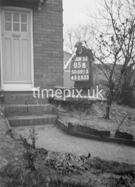 SD891585B, Ordnance Survey Revision Point photograph in Greater Manchester