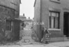 SD901451A, Ordnance Survey Revision Point photograph in Greater Manchester