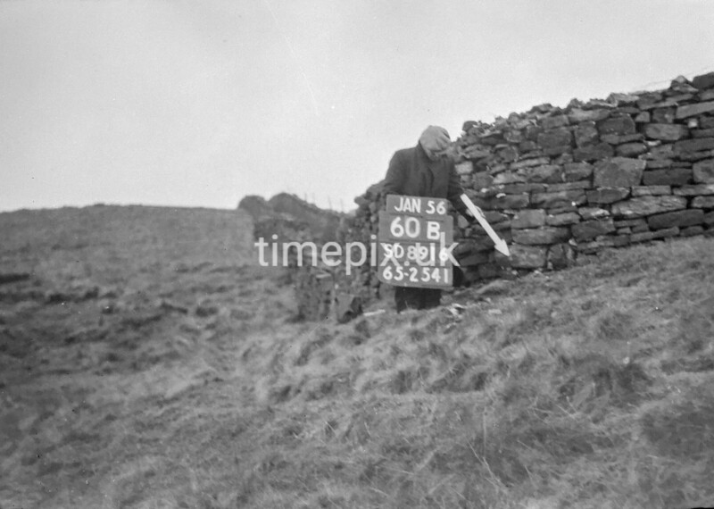 SD891660B, Ordnance Survey Revision Point photograph in Greater Manchester